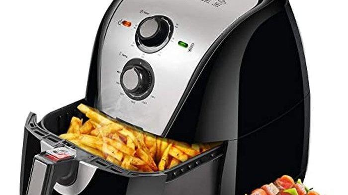 Benarkah Menggoreng Makanan dengan Air Fryer yang Lagi Viral Ini Lebih Sehat?
