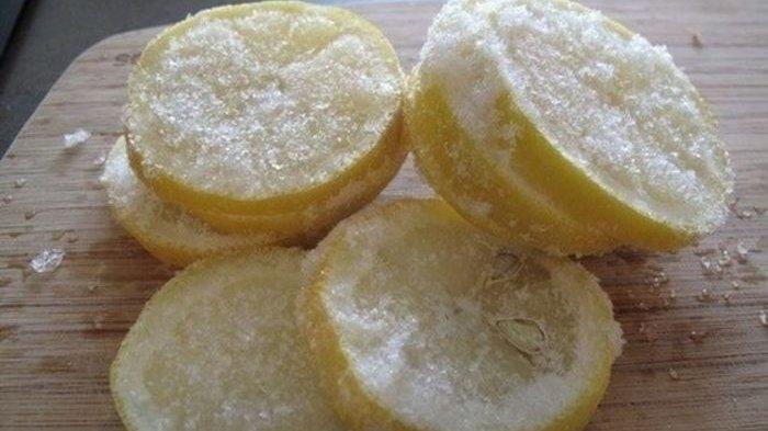 Irisan Lemon Beku 10 Ribu Lebih Baik dari Kemoterapi, Cegah Ginjal, Stroke hingga Kanker Payudara