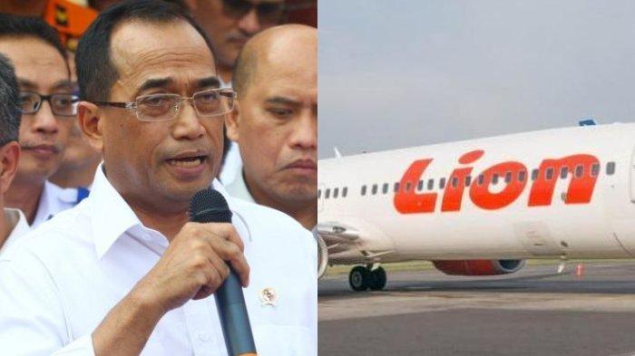 Tragedi Lion Air JT 610, Menhub: Boeing Harus Bertanggung Jawab ke Penumpang dan Maskapai