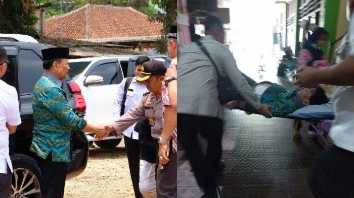 Pelaku Siapkan Benda Tajam untuk Serang Wiranto, Polisi Duga Perbuatan Direncanakan
