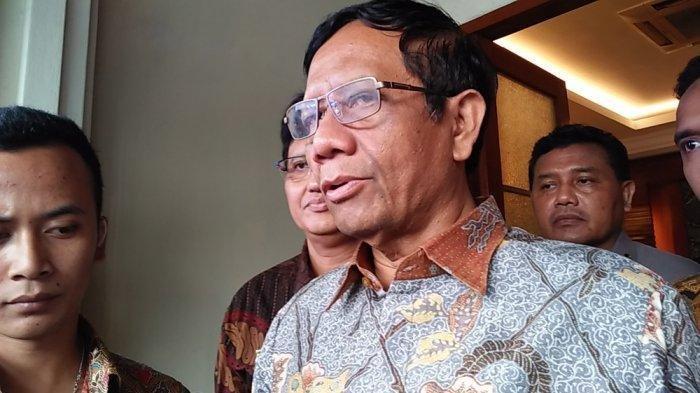Kapal China Sudah Tak Terlihat di ZEE Natuna, Mahfud MD: Kita Nggak Usah Ribut-ribut Lagi . . .