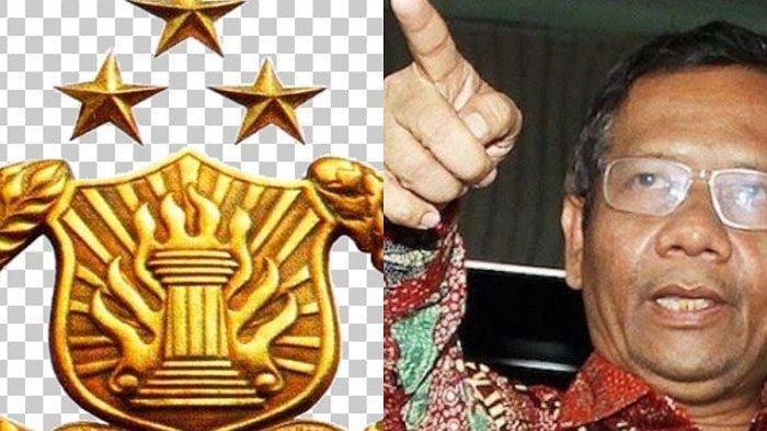 Menteri Mahfud MD Ingatkan Kepolisian, Kasus Ravio Patra Pelajaran untuk Aparat