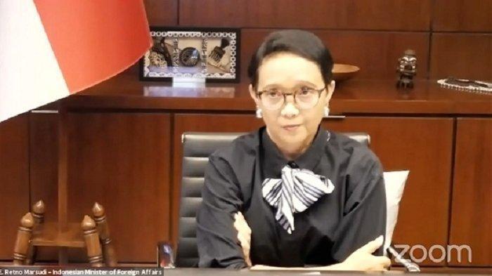Laporan Pentagon AS Sebut China Bakal Bangun Fasilitas Militer di Indonesia, Ini Kata Menlu