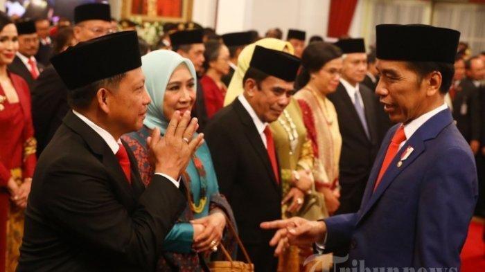 Meski Gagal Ungkap Kasus Novel Baswedan, Jokowi Pilih Tito Karnavian Jadi Mendagri