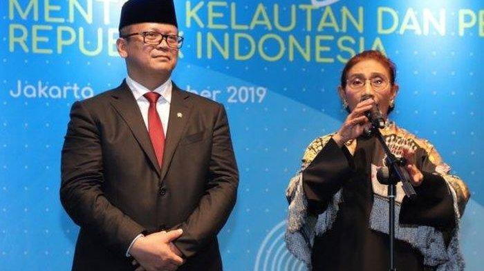 Ujian Berat Bagi Jokowi Copot Edhy Prabowo, Beri Jatah Gerindra Atau Angkat Susi, Ini Kata Pengamat