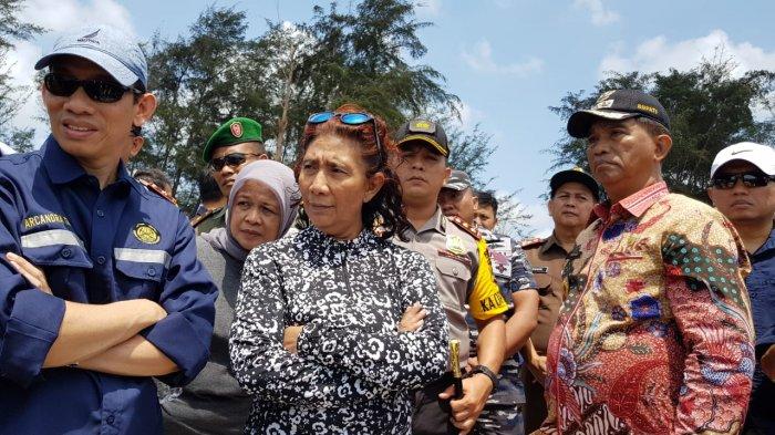 Menteri Susi Minta Tak Ada Tambang Laut di Pulau Belitung