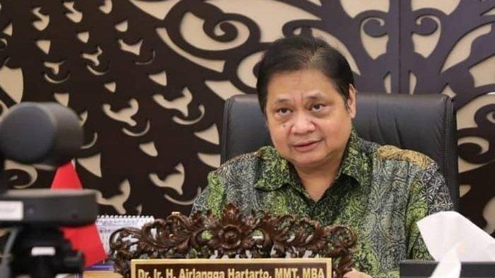 Kabar PPKM di Luar Jawa-Bali, Menko Airlangga Sebut Pekan Ini di 27 Provinsi Tidak ada yang Level 4