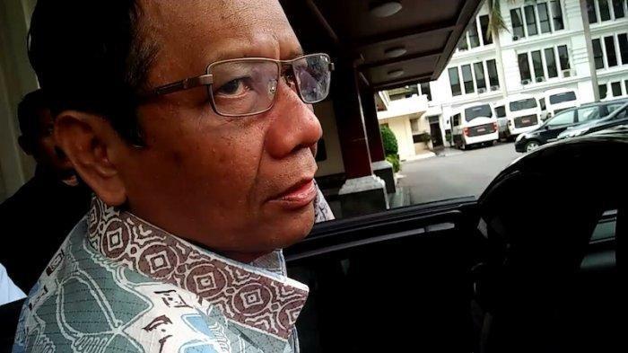 Tetap Pertahankan Kedaulatan, Mahfud MD Tegaskan Indonesia Tidak Akan Perang dengan China!