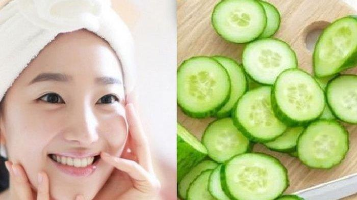 Terbongkar! Cara Wanita Korea Hilangkan Bekas Jerawat, Kuncinya 3 Bahan Dapur Ini