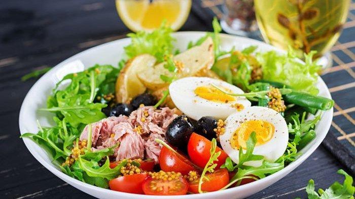 Sudah Pernah Coba Menu Diet Mediterania, Boleh Makan Daging 4 Kali Dalam Sebulan Loh!
