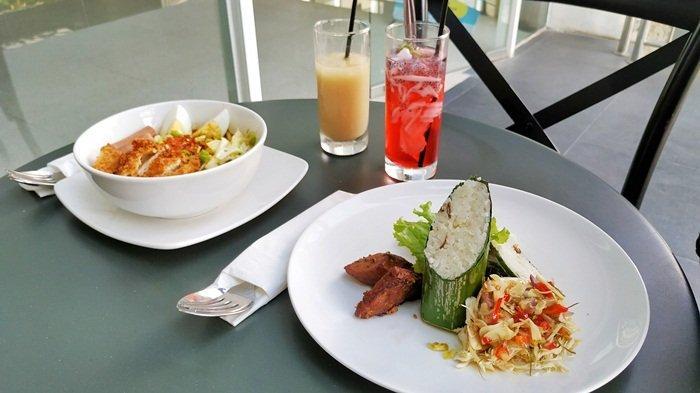 Santap Menu Hotel Max One Belstar Belitung Harganya Kayak di Warung, Gratis Antar Juga Loh!