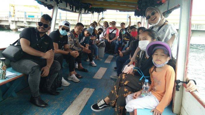 Sejumlah Artis Promosi Wisata Belitung, Ifan Seventeen: Selain Bersepeda Kita Bawa Misi