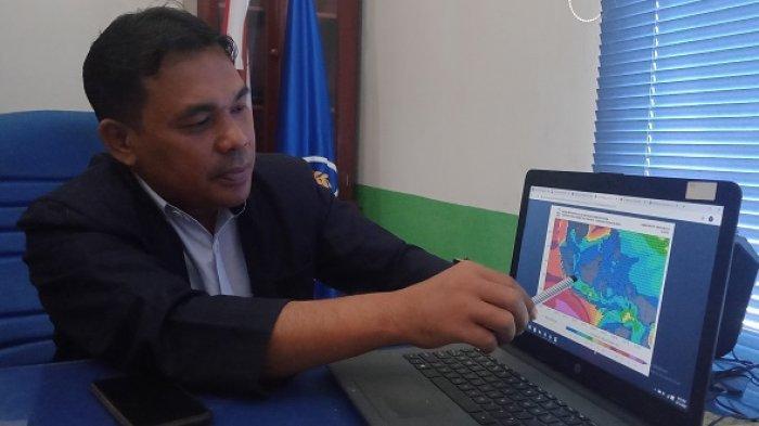 Cuaca Panas di Belitung Belum Masuk Musim Kemarau, Carles: Biasa Disebut Panas Tare