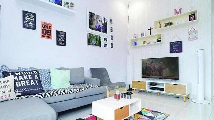 Tips Interior - Menata Ruang Keluarga Sekaligus Ruang Tamu Di Lahan Mungil - Pos Belitung