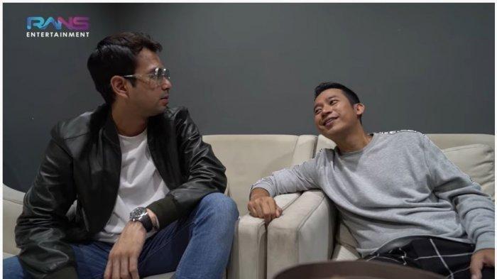 Denny Cagur Interogasi Karyawan Raffi Ahmad, Kaget Ada yang Kerja hingga 26 Tahun