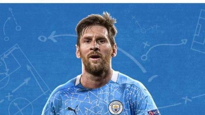 Demi Dapatkan Lionel Messi, Manchester City Harus Relakan Gabriel Jesus dan Dua Pemain Lain