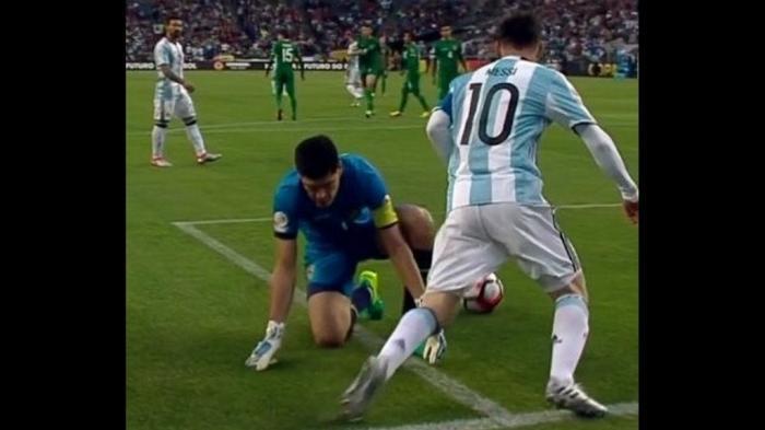 Messi Terekam Melakukan Aksi Menakjubkan Ini, Netizen Sebut Messi Nakal Sekarang