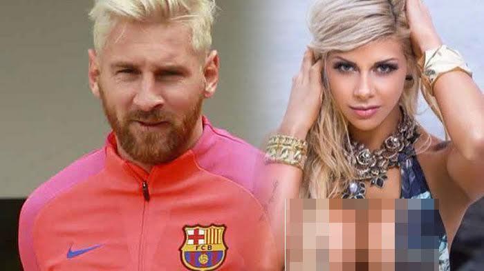 Ternyata Ini Alasan Lionel Messi Cat Rambutnya Jadi Pirang
