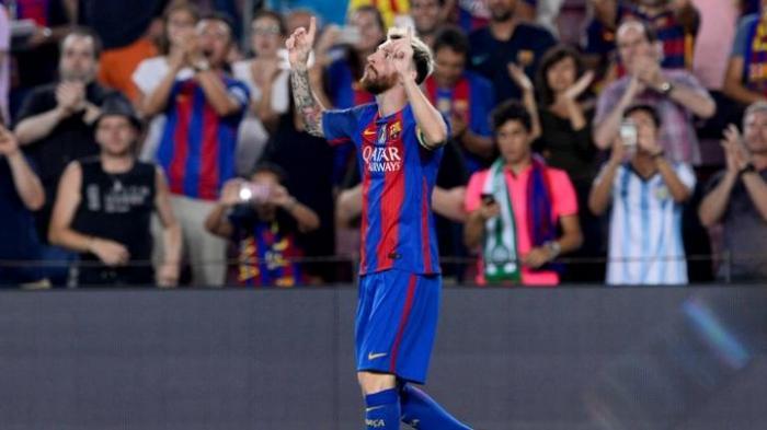 Barcelona Cukur Celtic 7-0, Trio MSN Tampil Gemilang