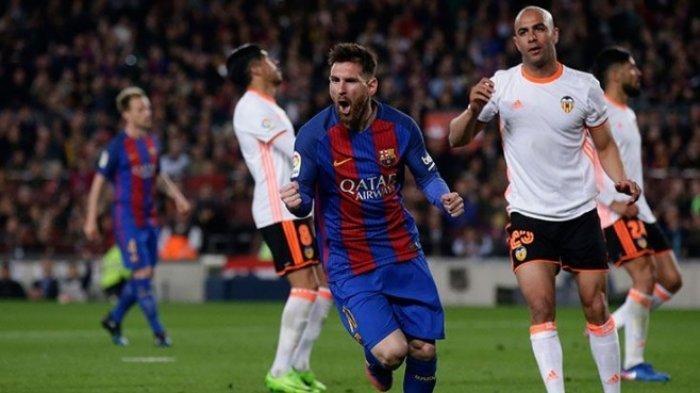 Hasil Pertandingan dan Klasemen Sementara Liga Spanyol, Madrid dan Barcelona Raih Hasil Positif