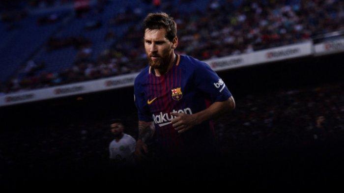 Manchester City Dikabarkan Boyong Messi, Untuk Klausul Pelepasannya Sebesar Rp 4,7 Triliun