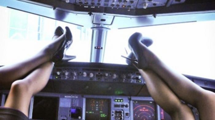 Buku Harian Kuak Aktivitas Seks Pramugari di Pesawat, Suami Ingin Terbitkan Bukunya