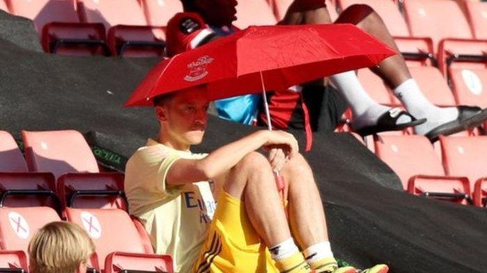 Mesut Oezil Dapat Rp 204,5 Miliar dari Arsenal, Dibayar Tanpa Melakukan Pekerjaan