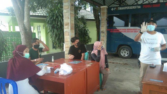 Tiga Wisatawan Jakarta yang Berwisata ke Belitung Dijemput Tim Gugus Covid-19 di Pulau Lengkuas