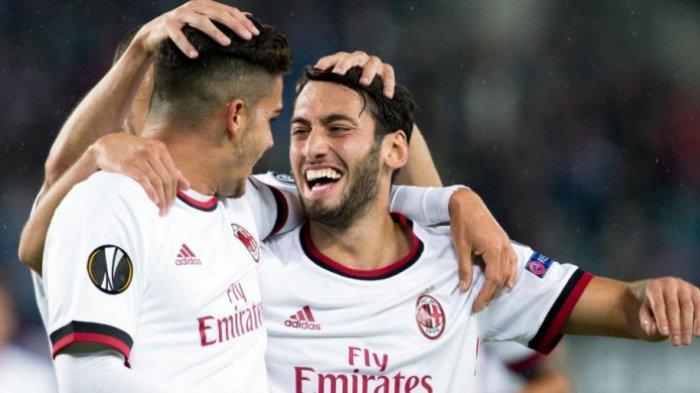 Dramatis, Gol Andre Silva Menangkan Milan atas Barcelona