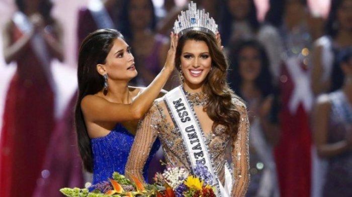 Wanita Cantiik Ini Sabet Mahkota Miss Universe 2017