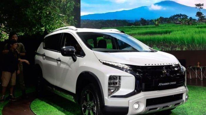 Daftar Harga Mitsubishi Xpander di Indonesia, Xpander Cross Dibanderol Rp 260 Jutaan