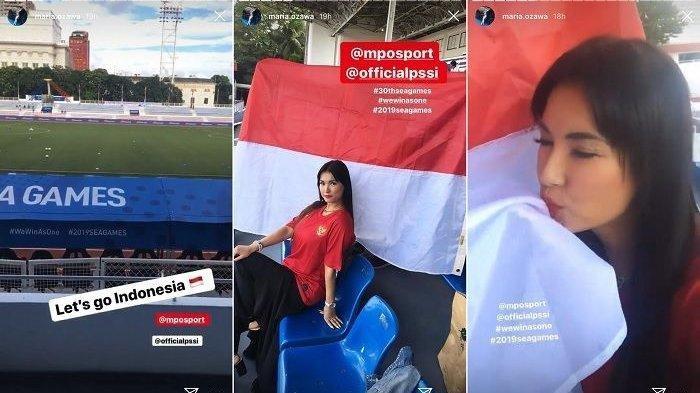 Dua Tim Sepak Bola yang Bikin Hatinya Hancur, Miyabi: Indonesia Saya Cinta Kalian