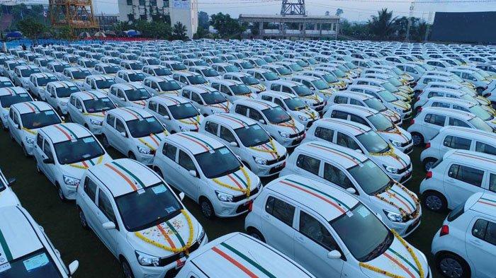 Jutawan India ini Hadiahi Mobil Renault dan Suzuki untuk 600 Karyawannya di Perayaan Deepavali