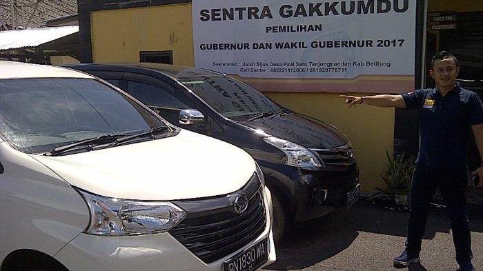Digunakan untuk Mencuri, Dua Mobil Rental Ikut Diamankan Polisi
