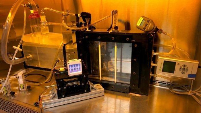 Peneliti di Universitas Columbia Kini Kembangkan Lampu UVC Baru Pembunuh Virus Corona, Ini Jelasnya
