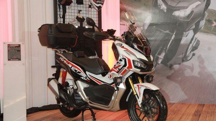 Skutik Adventure Honda ADV 150 Siap Berpetualang, Cuma Modal Rp 10 Jutaan