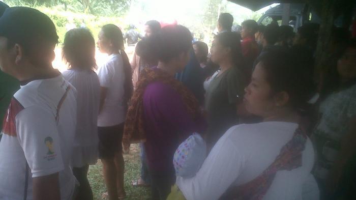 Warga Belitung Mayoritas Bekerja Sebagai Buruh Harian Lepas