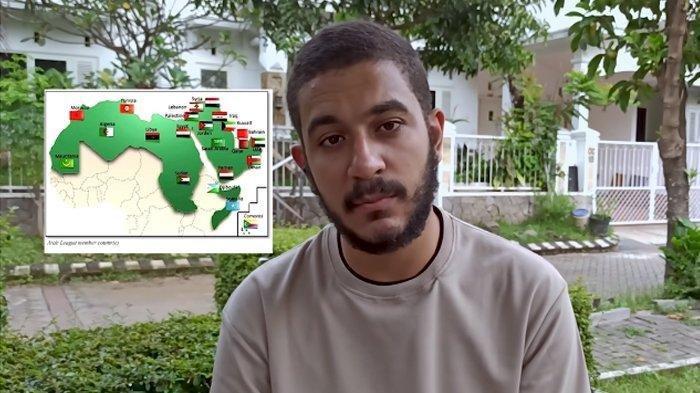 Foto Mohamed Ali Galal El Fouly yang diambil dari akun Youtubenya, Fouly Channel.
