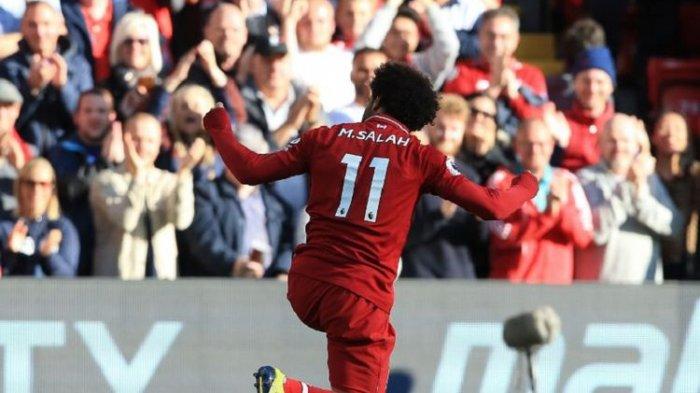 Keran Gol Macet, Klopp Sarankan Mohamed Salah Tetap Tenang