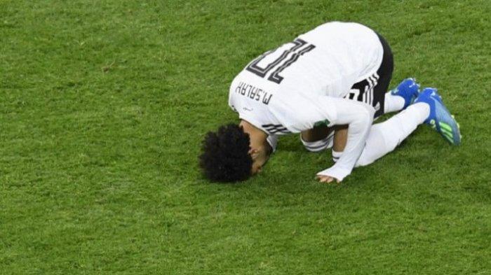 Mohamed Salah Minta Maaf Gagal Tampil Maksimal dan Bawa Mesir ke 16 Besar