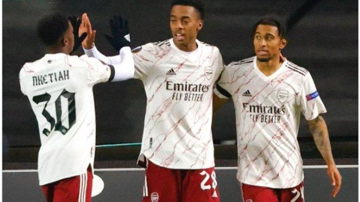 Hasil Lengkap Liga Europa, Arsenal dan Tottenham Hotspur Kompak Pesta Gol
