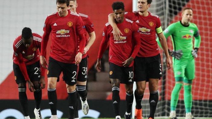 Kaleidoskop Liga Inggris 2020-2021, Manchester United Tim yang Paling Sulit Diprediksi