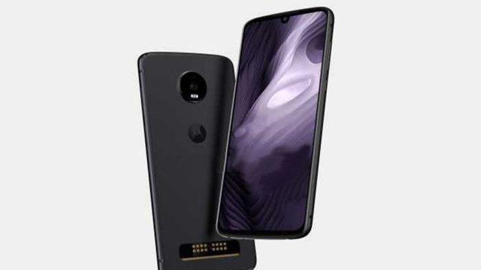 Punya Kamera 48MP, Moto Resmi Luncurkan Ponsel Moto Z4, Harganya?