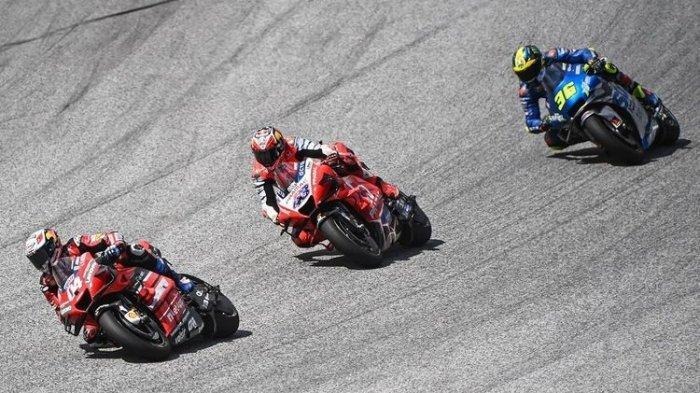 Balapan MotoGP Styria Dimulai Pukul 19.00 WIB, Catat Link Live Streamingnya