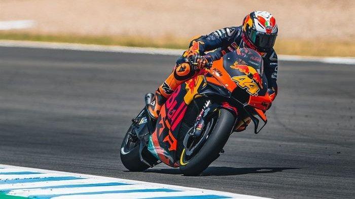 Hasil Kualifikasi MotoGP Styria 2020 - Rossi Jatuh saat Waktu Kurang Dua Detik