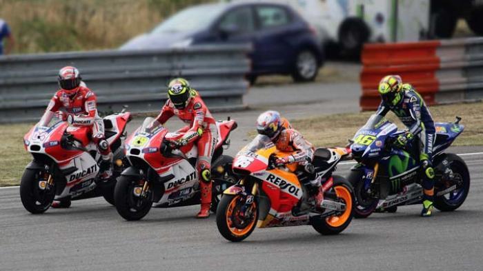 Live Streaming MotoGP Catalunya Malam Ini, Klik Linknya Disini! Rossi Sebut Lorenzo dan Marquez
