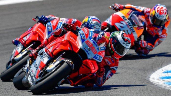 Ini Hasil MotoGP Catalunya! Jorge Lorenzo Dua Kali Beruntun Juara Balapan, Marquez Dikuntit Rossi