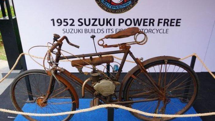 Berminat Beli Motor Pertama Suzuki, Ini Harganya