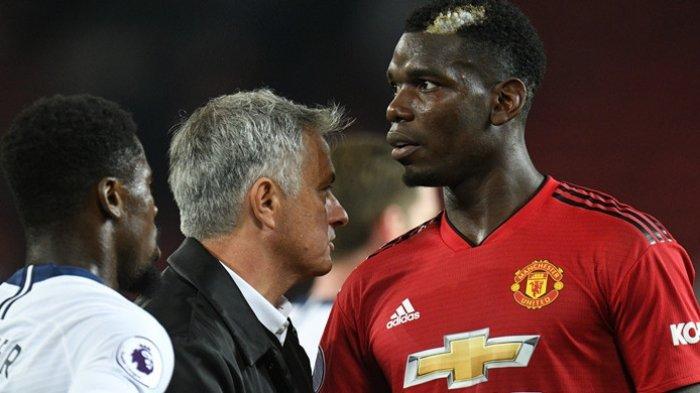 Mourinho Setuju Lepas Paul Pogba ke Juventus dengan Satu Syarat