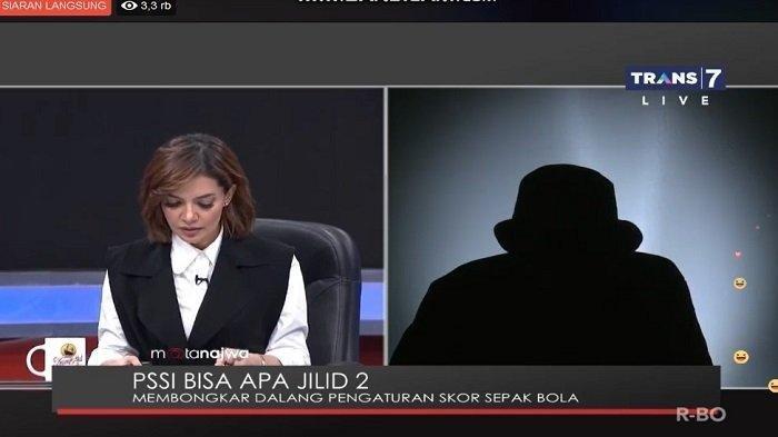 Mr X Ungkap Bukti Rekaman Diduga Suara Vigit Waluyo soal Pengaturan Skor Liga Indonesia, Ini Isinya